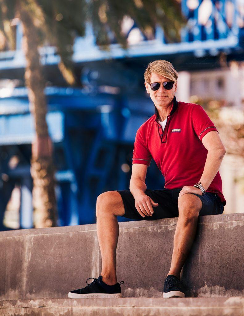 Las Palmas Photographer -Men Portrait