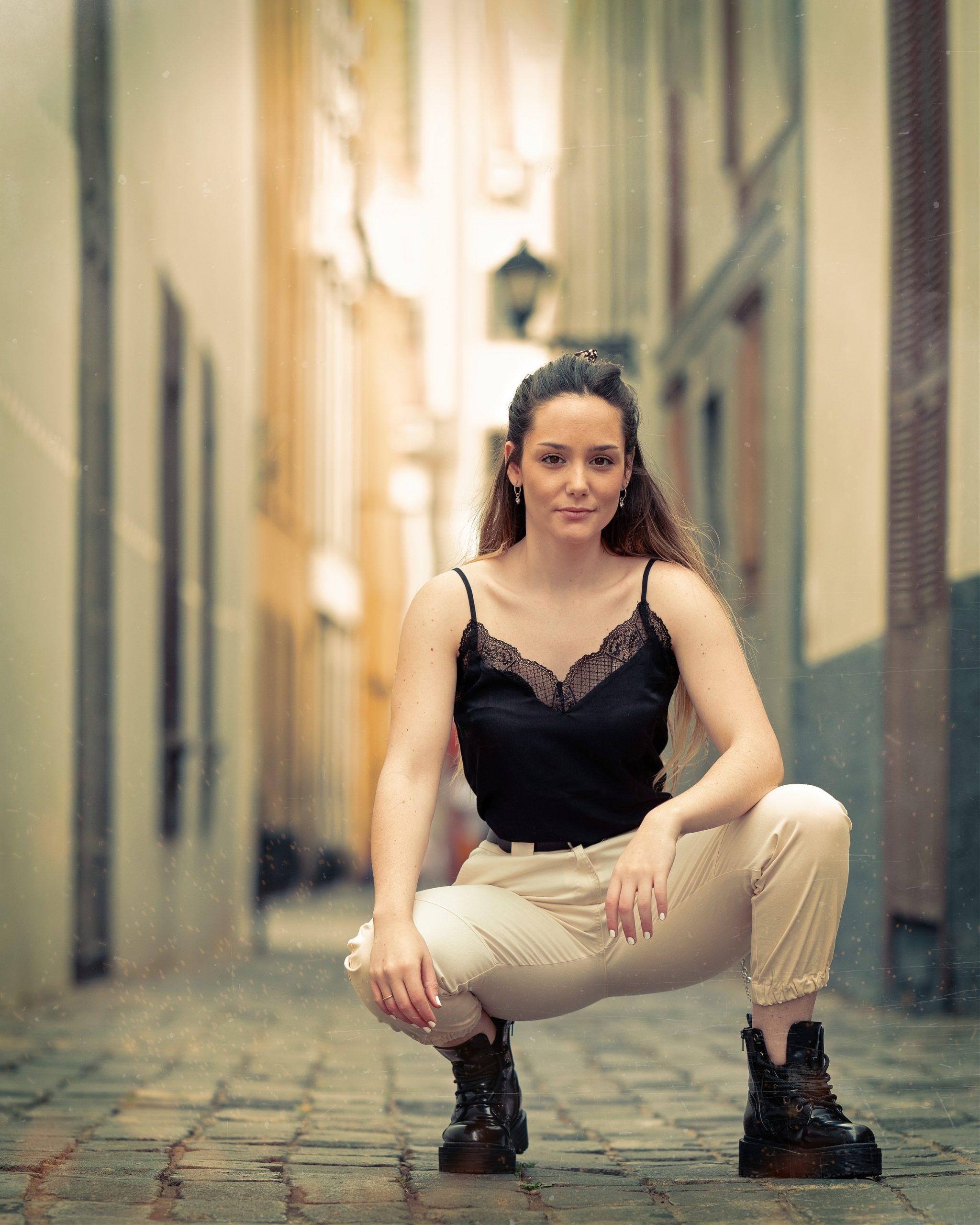 Fotografo Las Palmas de Gran Canaria retrato