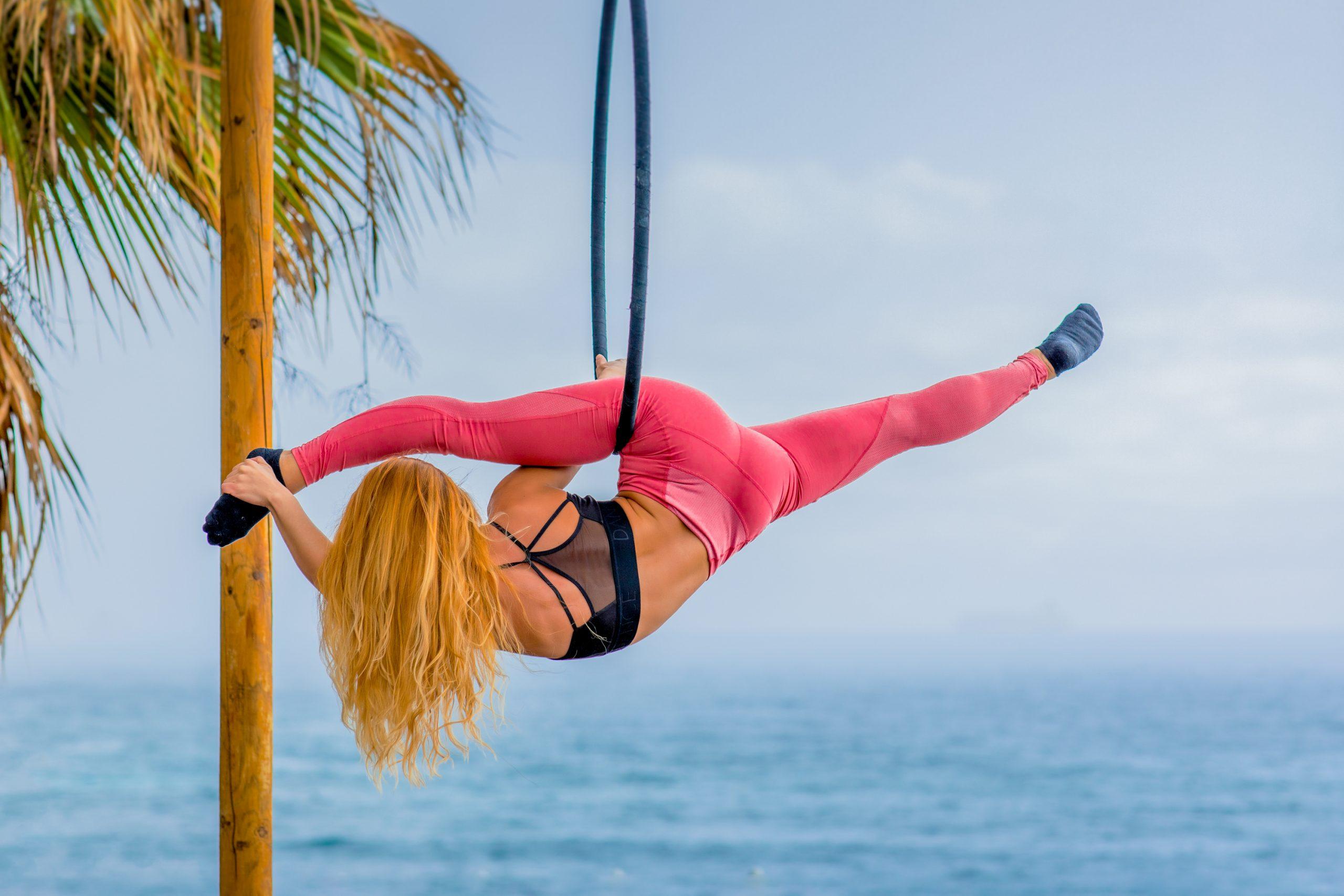 Acrobat – Aerobics, – Retrato photos en Las Palmas de Gran Canar
