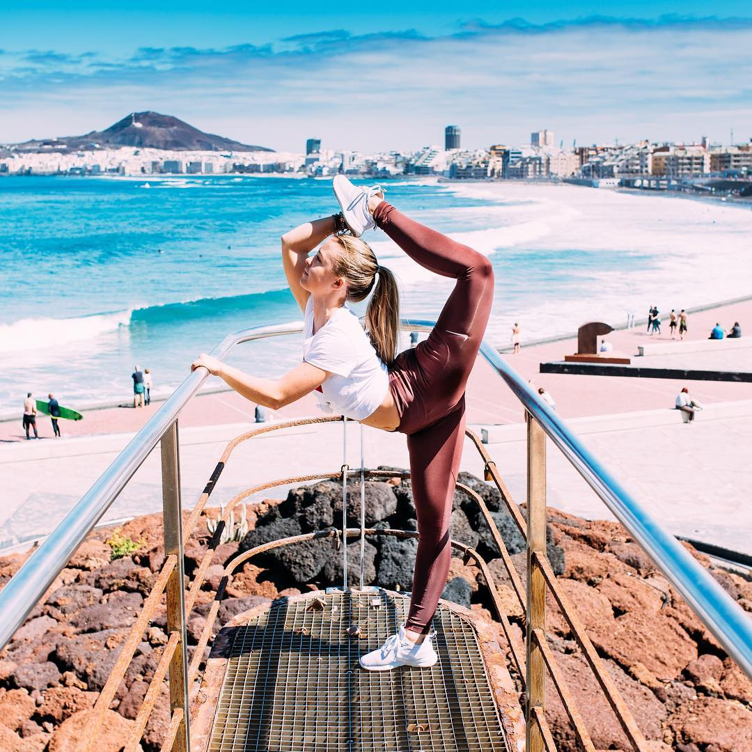 Fitness photographer Las Palmas