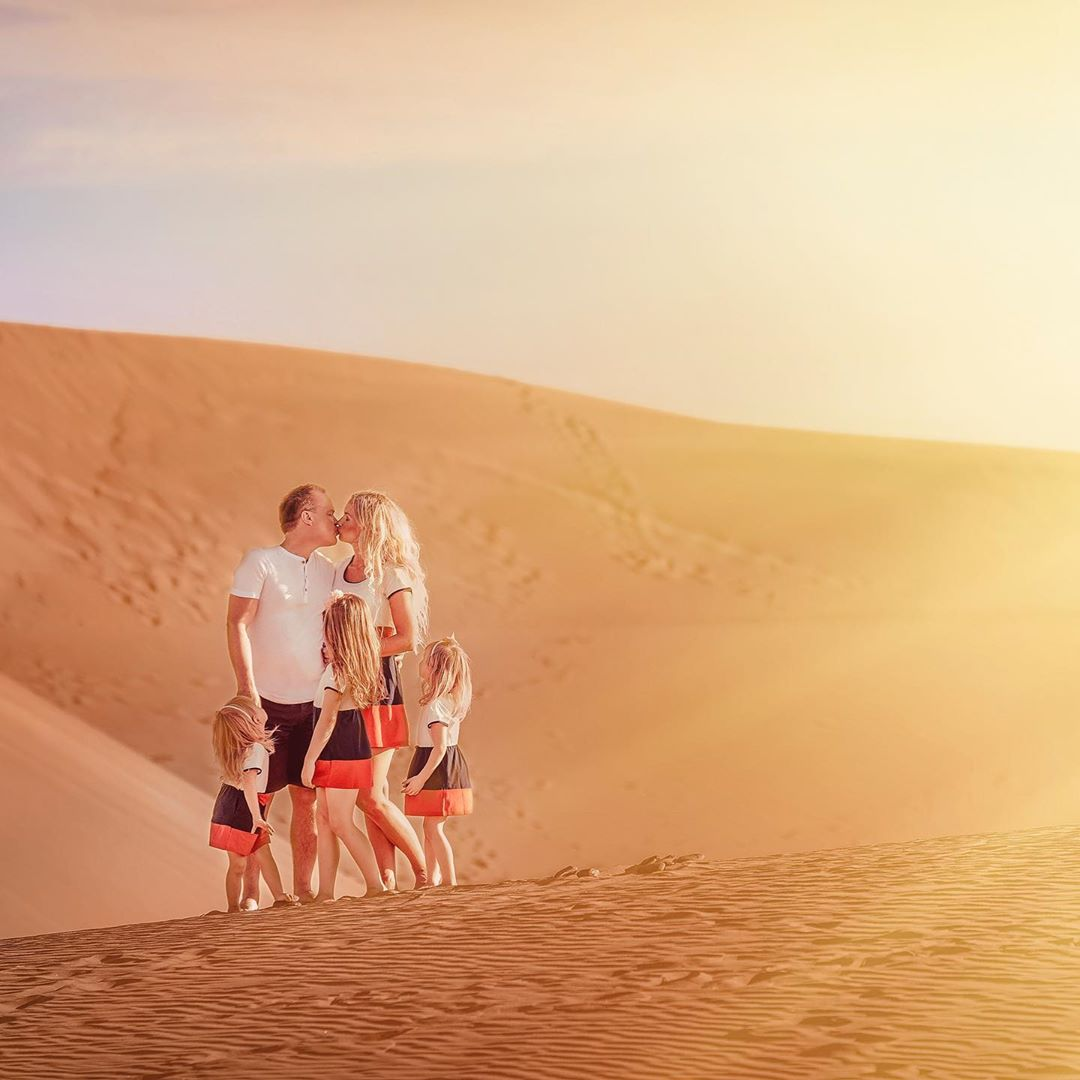 Family photographer Maspalomas