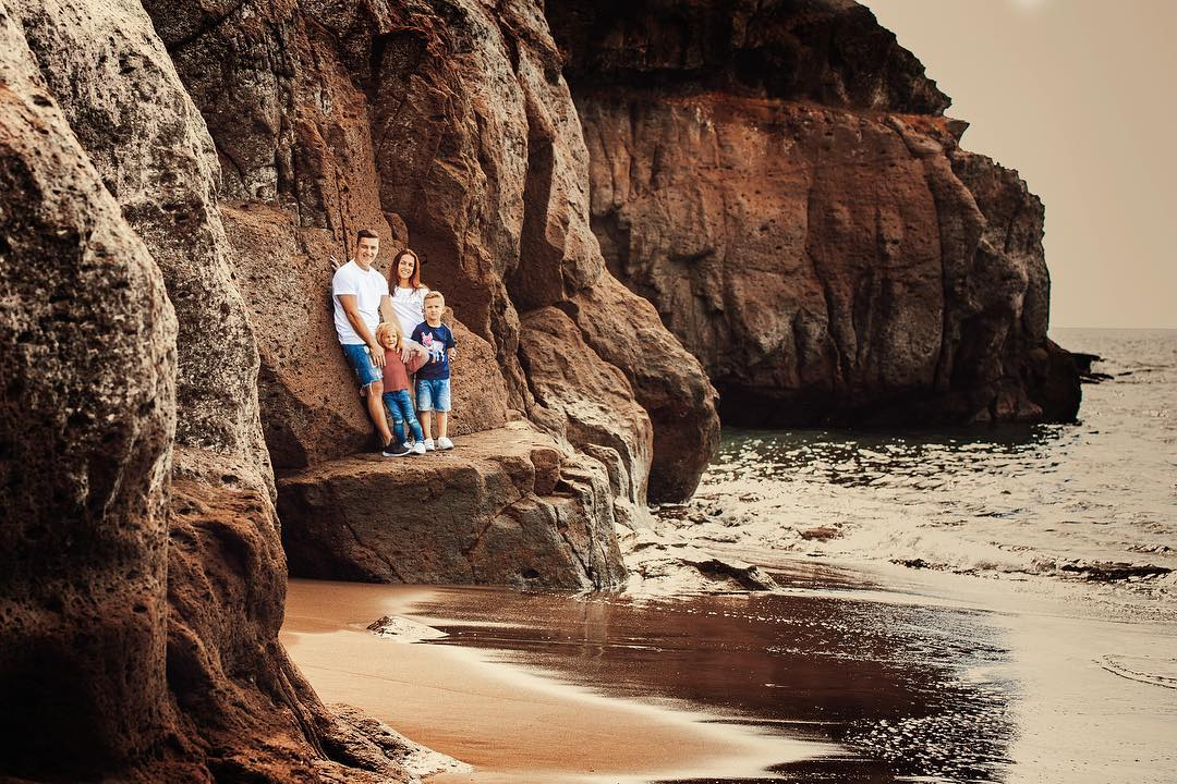 Family photographer Gran Canaria